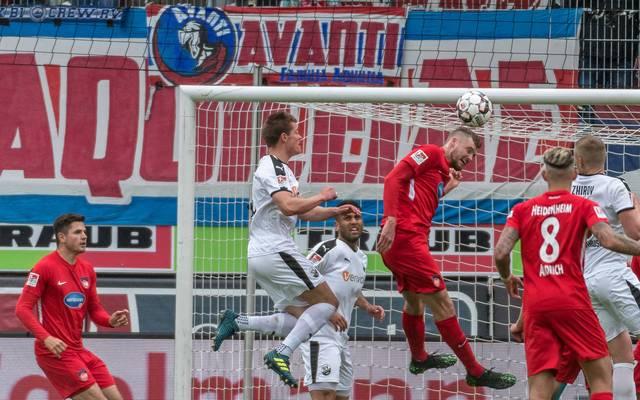 Der 1. FC Heidenheim kann für ein weiteres Jahr 2. Liga planen