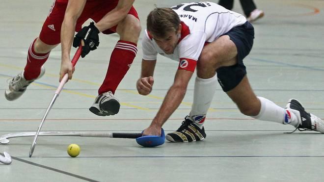 Florian Woesch brachte Deutschland im Finale gegen Österreich auf die Siegerstraße