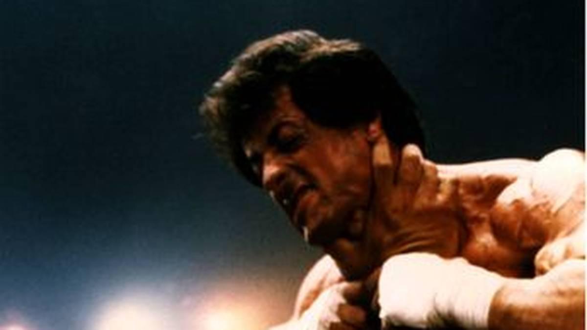 """Sylvester Stallone spürte in """"Rocky III"""" den Griff von Hulk Hogan alias """"Thunderlips"""""""