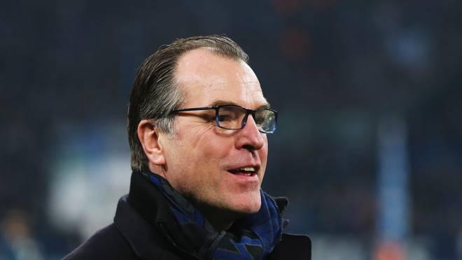 Clemens Tonnies ist Aufsichtsratschef von Schalke 04