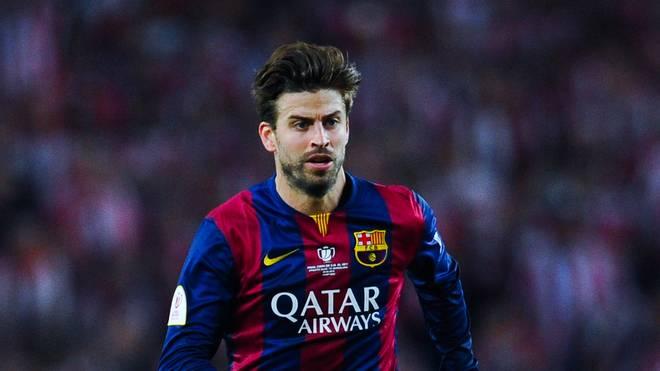 Gerard Pique spielt seit 2008 für den FC Barcelona