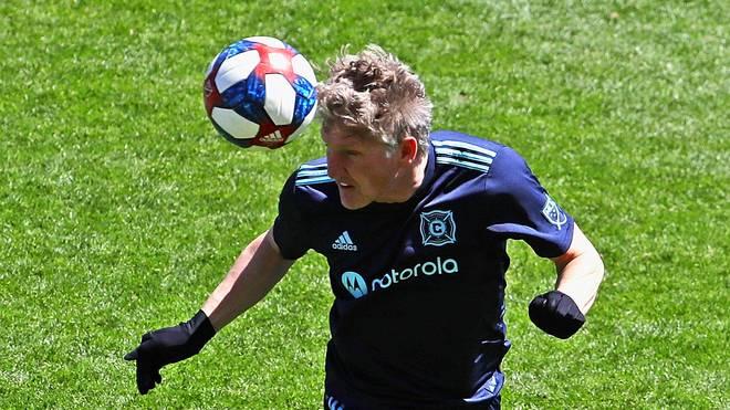 MLS: Bastian Schweinsteiger köpft Chicago Fire zum Sieg gegen Montreal