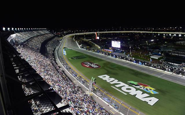 Monster Energy NASCAR Cup Series Coke Zero Sugar 400