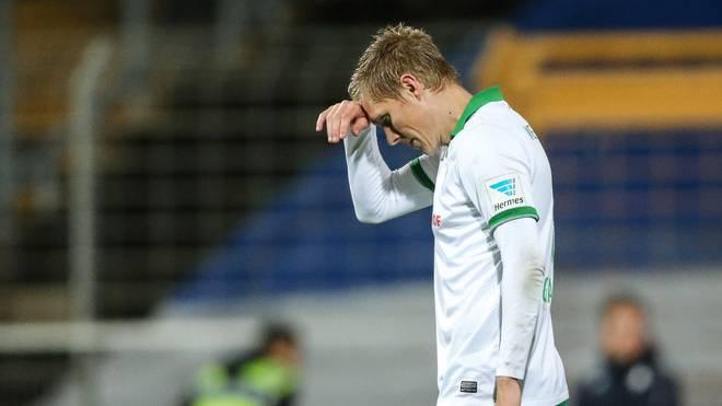 Aron Johannsson hat in dieser Saison für Werder nur ein Bundesliga-Tor erzielt