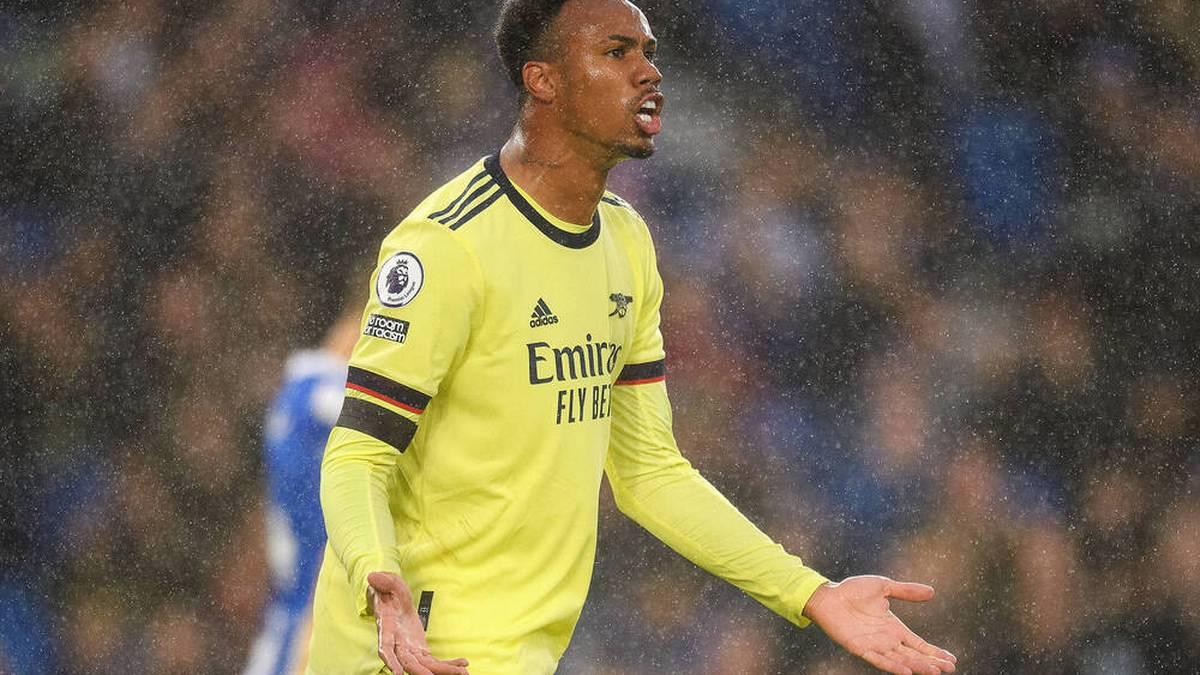 Verzweifelte Suche nach Spielende! Arsenal-Profi verliert erneut Zahn