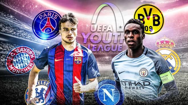 Anpfiff für die Champions der Zukunft: Start der UEFA Youth League am Dienstag und Mittwoch live auf SPORT1