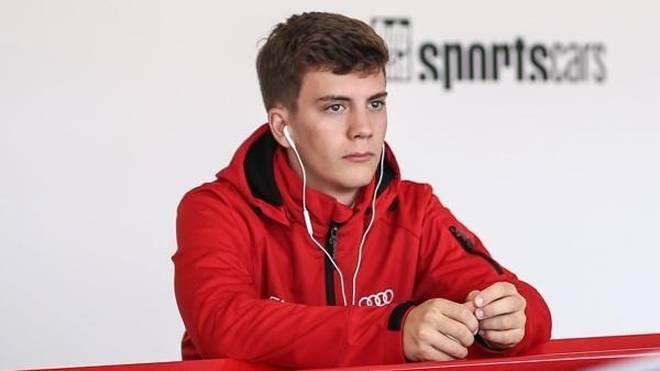 Fabian Vettel debütiert 2019 im GT-Masters für Mercedes-AMG