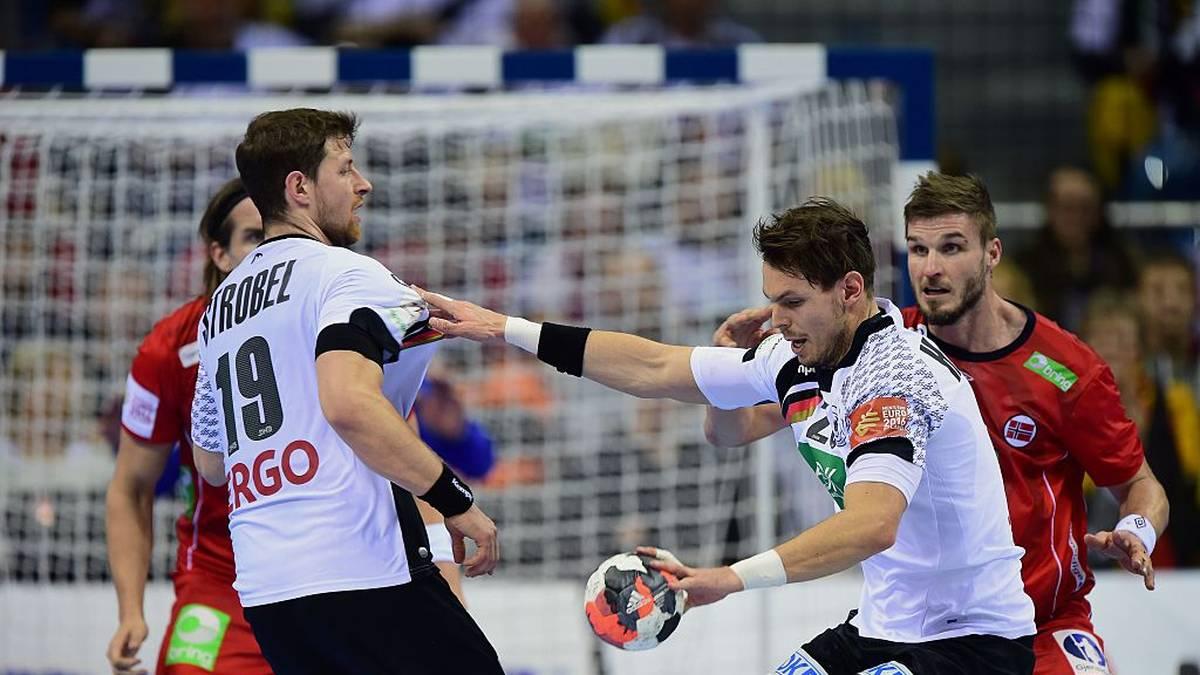 Martin Strobel (l.) und Kai Häfner (r.) werden 2016 Europameister