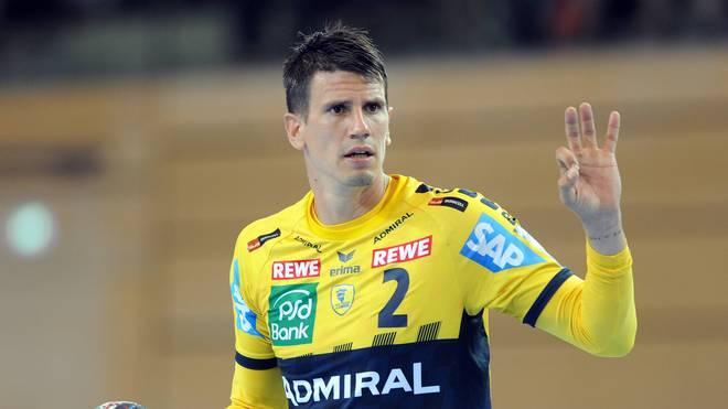 Andy Schmid wurde fünf Mal MVP der Handball-Bundesliga