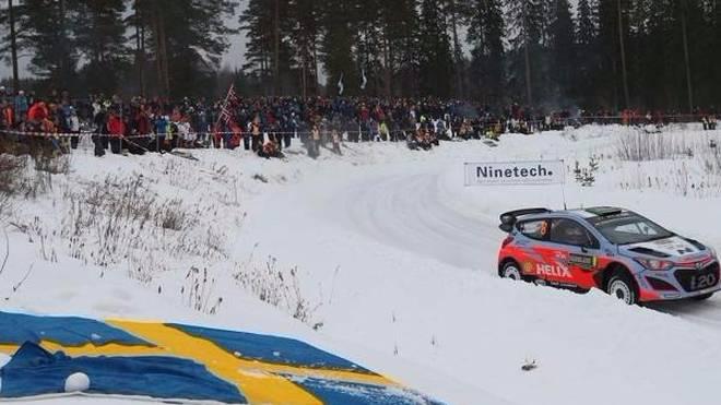 Schweden ist der einzige richtige Winterklassiker der Rallye-WM
