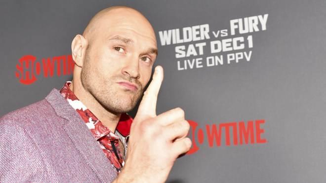 Boxen: Tyson Fury schließt millionenschweren TV-Deal mit ESPN ab, Tyson Fury verlor im Dezember gegen den US-Amerikaner Deontay Wilder