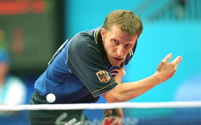 Die Spiele 2000 in Sydney waren für Jörg Roßkopf die vierte Olympia-Teilnahme