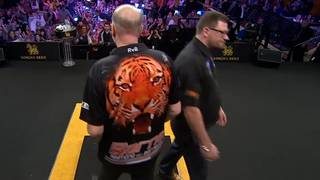 James Wade verweigerte demonstrativ den Handshake