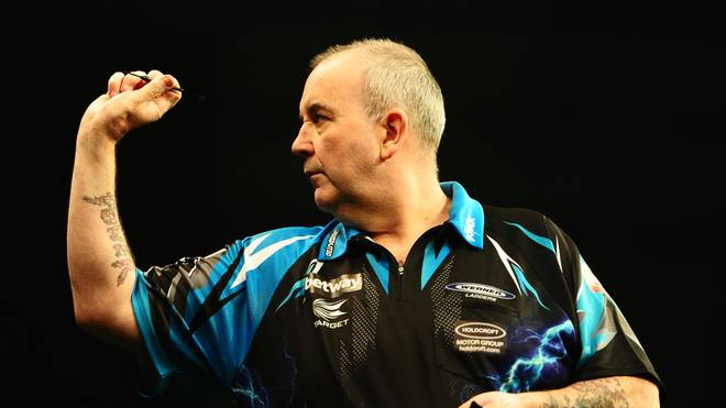 Phil Taylor - The Power