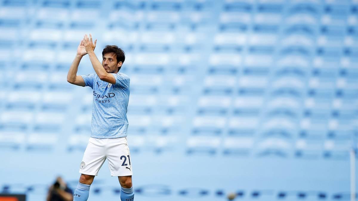 David Silva verlässt Manchester City