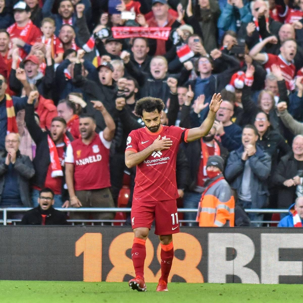 Nach Traumtor: Ist Salah aktuell der beste Spieler der Welt?
