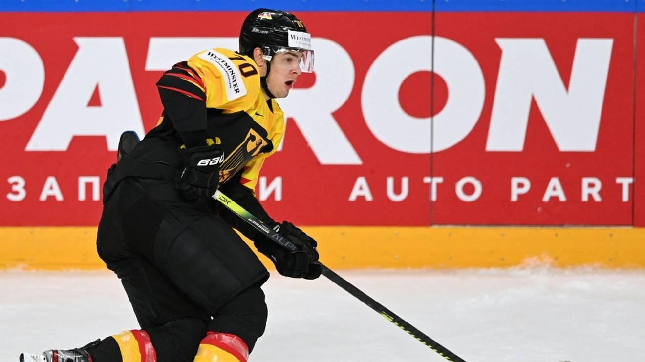 Peterka unterschreibt Entry-Level-Vertrag in der NHL