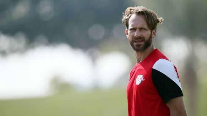 Tim Lobinger plant nach Leukämie-Erkrankung Rückkehr in den Profi-Fußball , Der ehemalige Stabhochspringer Tim Lobinger war bereits bei RB Leipzig Athletiktrainer