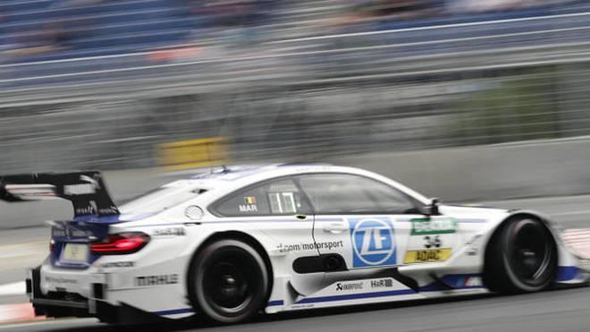 Maxime Martin schnappt sich die Pole-Position auf dem Norisring
