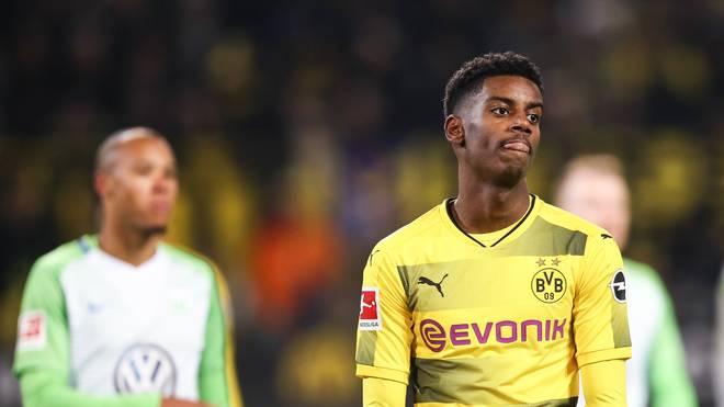 Borussia Dortmund: BVB-Stürmer Alexander Isak wechselt nach San Sebastian, Alexander Isak (rechts) verlässt Borussia Dortmund und geht nach Spanien