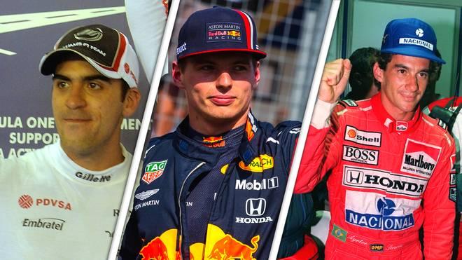 Die 100 Pole-Setter der F1-Geschichte mit Maldonado, Verstappen & Senna
