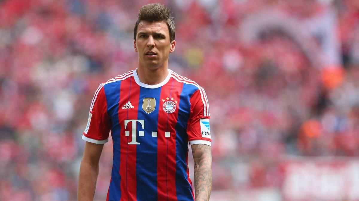 FC Bayern: Rummenigge spricht über Mandzukic und weitere Neuzugänge, Mario Mandzukic wechselte vom FC Bayern zu Juventus Turin