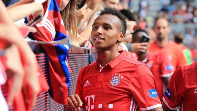 Julian Green erzielte für das US-Nationalteam seine Länderspieltore zwei und drei FC Bayern München