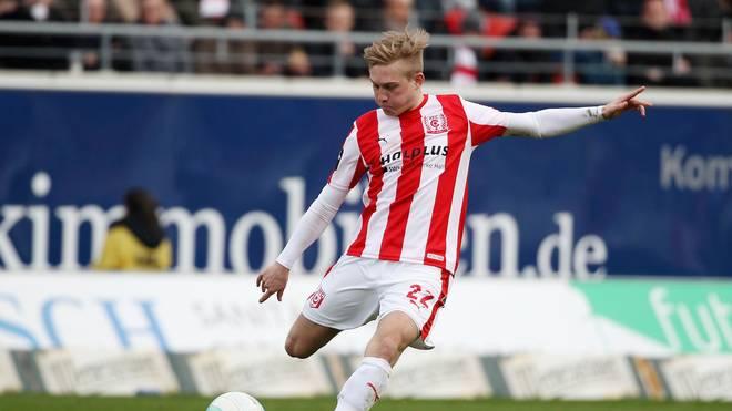 Maximilian Jansen wechselt zum SV Sandhausen