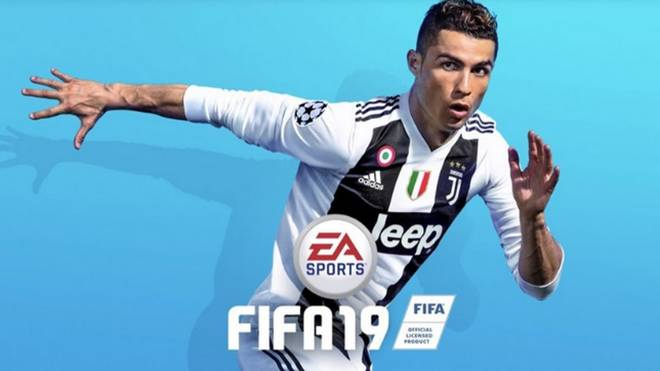 Cristiano Ronaldo ziert das Cover der Standard-Edition von FIFA 19