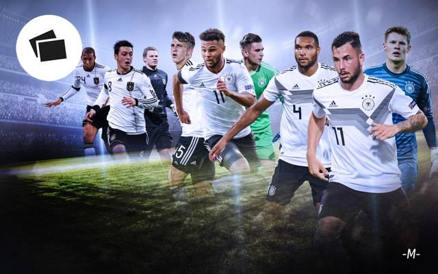 U21 Em Beste Deutsche U21 Aller Zeiten Der Vergleich Mit 2009 Und 2017