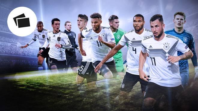U21-EM: Der Vergleich von Deutschland von 2009, 2017 und 2019