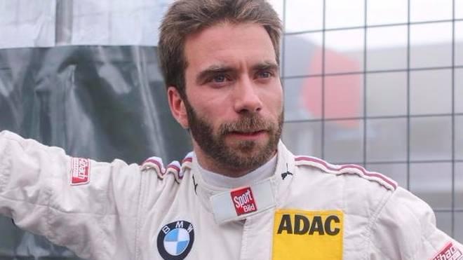 Philipp Eng beim Young-Driver-Test für BMW im Einsatz