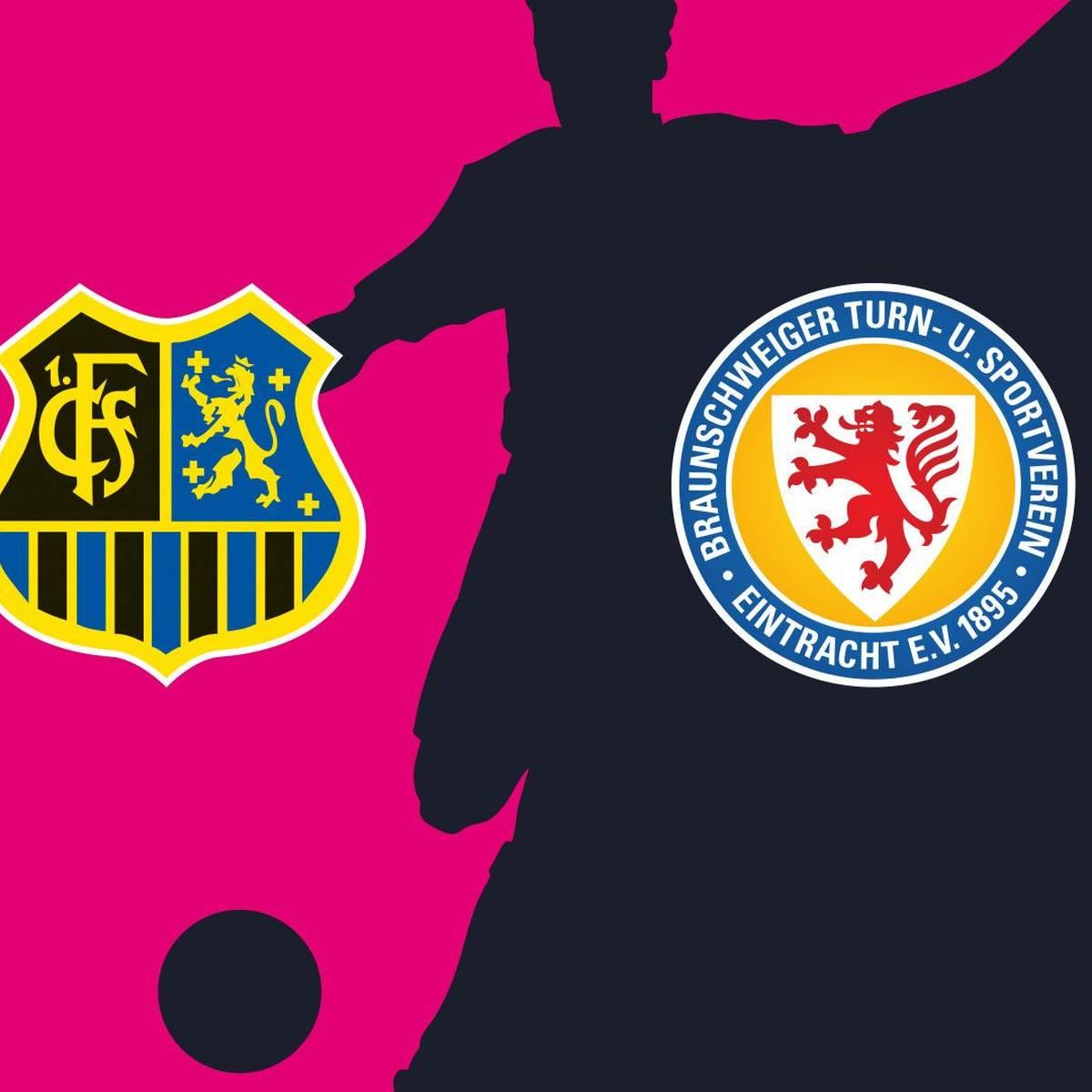1. FC Saarbrücken - Eintracht Braunschweig (Highlights)