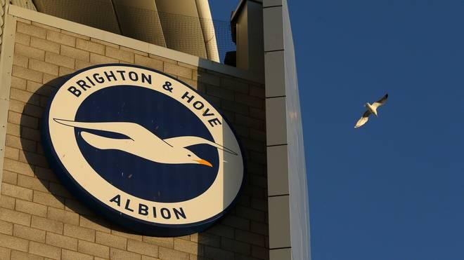 Brighton and Hove Albion spielt in der zweiten englischen Liga