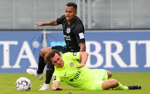 Allan Souza ist vom FC Liverpool an Eintracht Frankfurt ausgeliehen