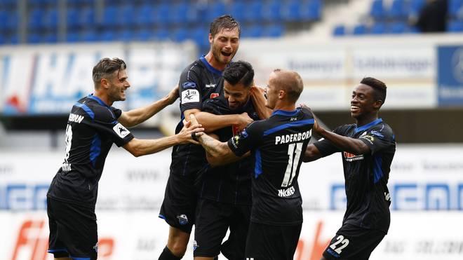 SC Paderborn 07 v SG Sonnenhof Grossaspach - 3. Liga