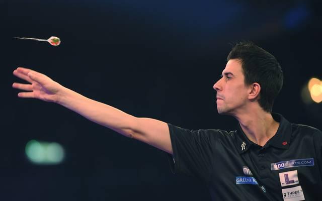 BDO World Darts Championship - Day Seven: Michael Unterbuchner steht im Halbfinale der BDO-Weltmeisterschaft