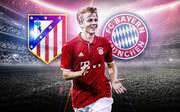 15.55 Uhr: UEFA Youth League LIVE auf SPORT1