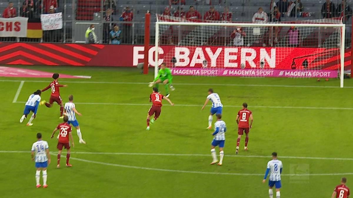 Wegen solcher Szenen hat Bayern Sané gekauft!