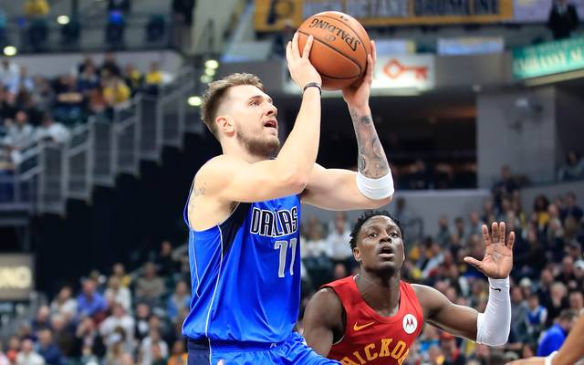 Dallas Mavericks, Luka Doncic