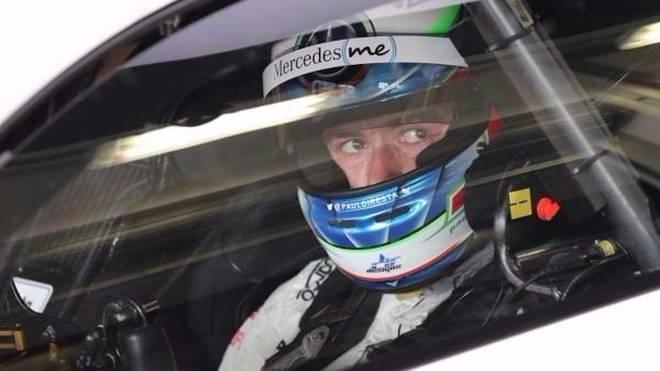 Paul di Resta steigt spontan in ein offenes Cockpit um