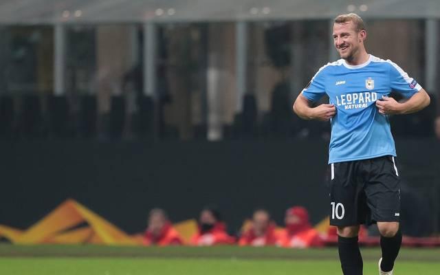Ex-Zweitligaprofi Dominik Stolz spielt für Düdelingen