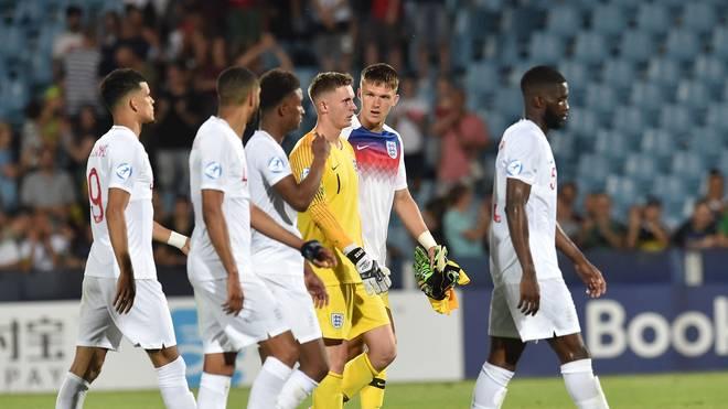 Nach der unglücklichen Niederlage gegen Frankreich geht es für England im zweiten Spiel bereits um alles