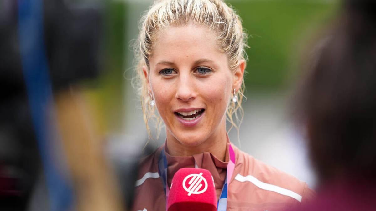 Mountainbikerin Jolanda Neff ist Olympiasiegerin