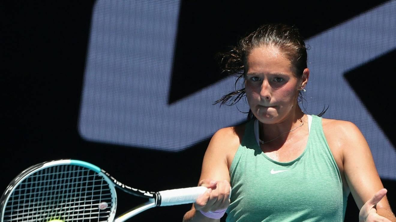 Darya Kassatkina wartete seit 2018 auf einen Turniersieg
