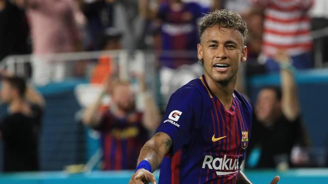 Neymar wird den FC Barcelona wohl in Richtung Paris St. Germain verlassen