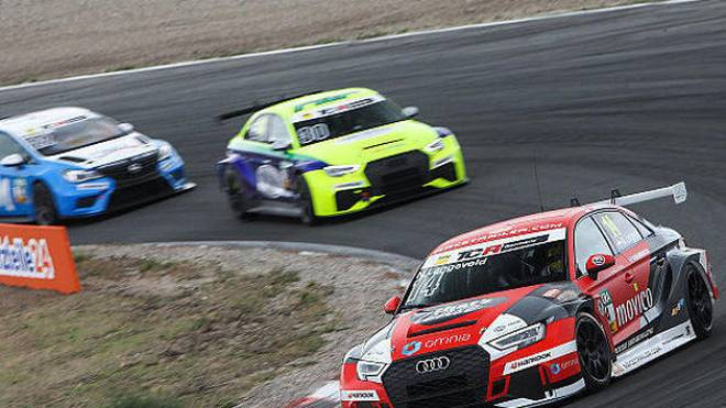 Heimsieg für Niels Langeveld im Racing-One-Audi in Zandvoort