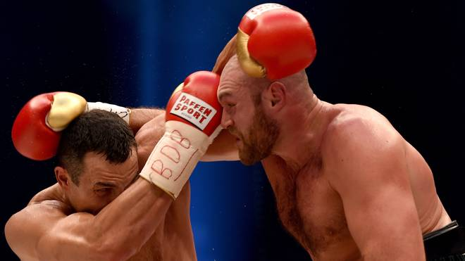 Wladimir Klitschko unterlag Tyson Fury