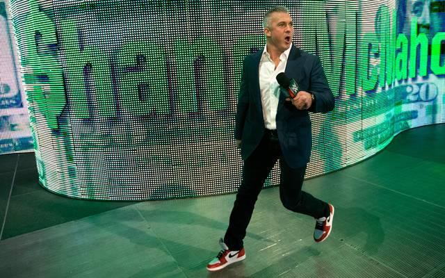 Auch Shane McMahon war in den Vorfall um Brock Lesnar involviert