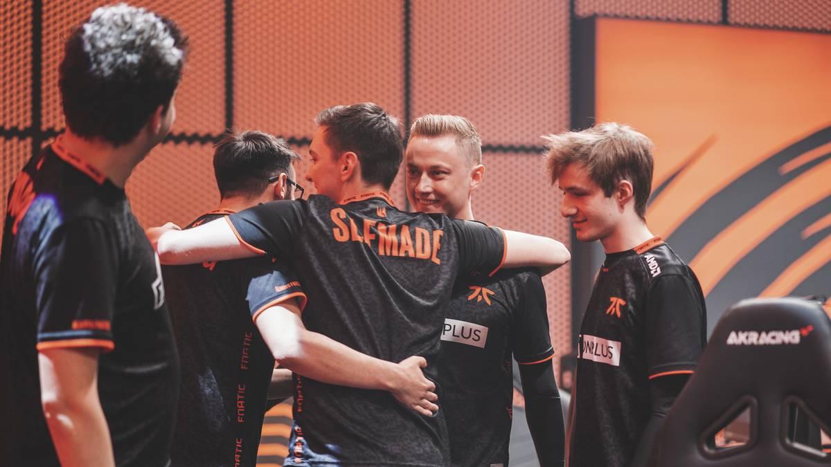 Fnatic überzeugte in der ersten Runde der LEC-Playoffs gegen Origen
